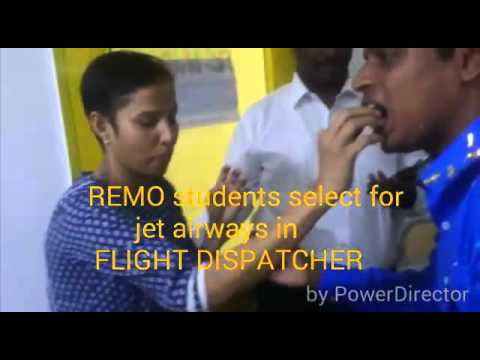 REMO STUDENTS PLACEMENT IN JET AIRWAYS