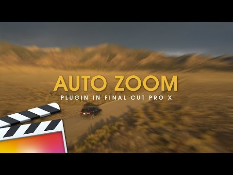 Auto Zoom-In / Zoom-Out in Final Cut Pro X