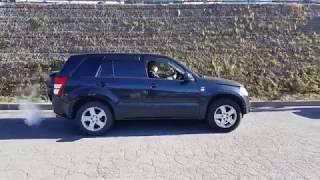 Видео-тест автомобиля Suzuki Escudo (Td94w-101642 2005г H27A)