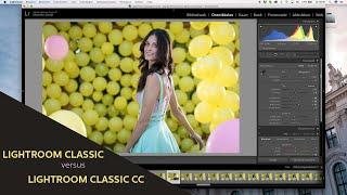 Adobe Lightroom CC & Lightroom Classic  CC | Wat is het VERSCHIL? | Zoom.nl Fotografie Tips