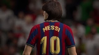 FIFA 18 LIONEL MESSI SKILLS & GOALS SEASON 2009