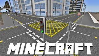 Minecraft Mods: RUAS PARA MINECRAFT - RoadWorks