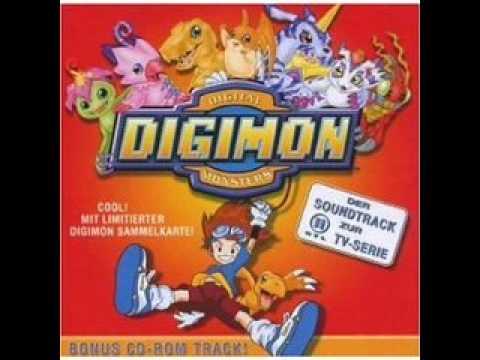 Digimon Adventure Soundtrack -14- Mimi's Song (German/Deutsch)