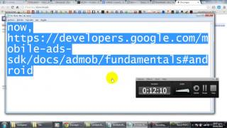 How to add admob in Android Studio