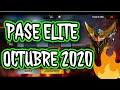 😲MOSTRANDOTE* EL proximo pase elite de /OCTUBRE** COMPLETO** FREE FIRE 2020* **tobirama**