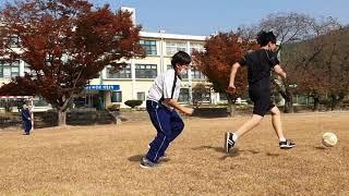 1학년 2대2 핸드볼골대 풋살
