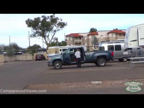 full hookup campgrounds in az