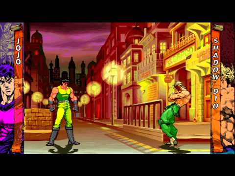 JoJo's Bizarre Adventure HD-Online matches 63-67