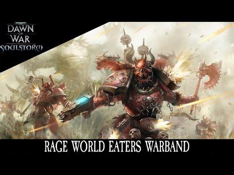 Rage World Eaters Warband Mod - Dawn of War Soulstorm