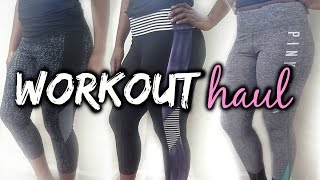 fitness haul try on   2016