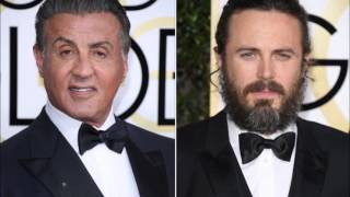 Casey Affleck, Sylvester Stallone Clashed Over Seating at the Golden Globes