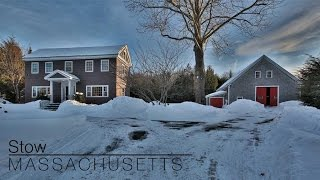 Video of 586 Great Road | Stow, Massachusetts real estate & homes
