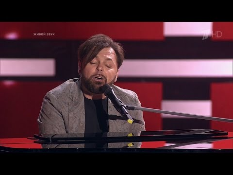 The Voice RU 2016 Vadim — «All of Me» Blind Auditions | Голос 5. Вадим Капустин. СП