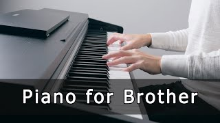 Ri Jeong Hyeok's Piano (리정혁 연주곡) - Piano for Brother [Crash Landing on You]