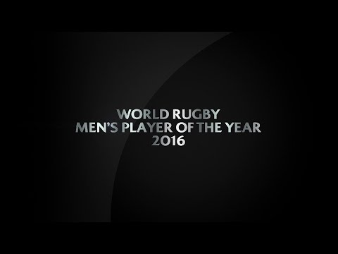 Men's Player of the Year | World Rugby Award Nominees 2016