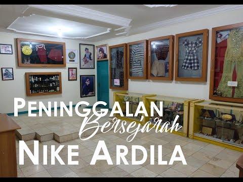 Selusuri Peninggalan Bersejarah Nike Ardilla di Museum Nike Ardilla- SANTAI YUK