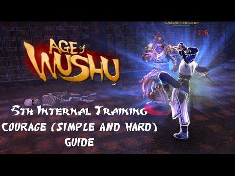 Age of Wushu Shaolin Guide | GuideScroll