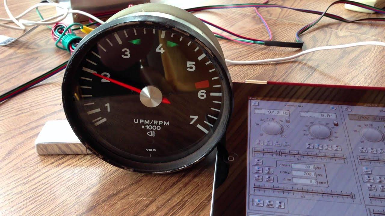 914 Tach Wiring Auto Electrical Diagram Porsche Tachometer Magic Chef Mini Fridge