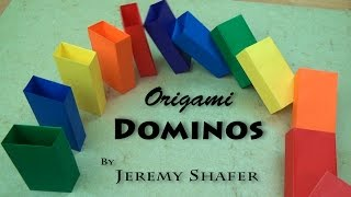 Origami Dominos