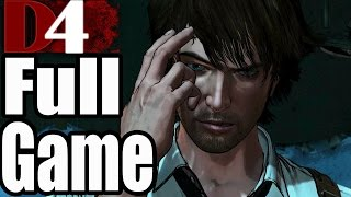 D4 Dark Dreams Don't Die Full Game Walkthrough / Prologue Episode 1 Episode 2