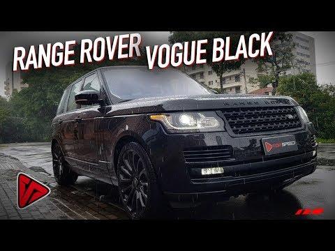 Avaliação Range Rover Vogue Black  | Canal Top Speed