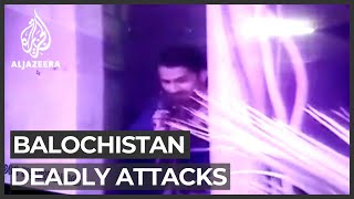 Pakistan attack: Government accuses foreign powers