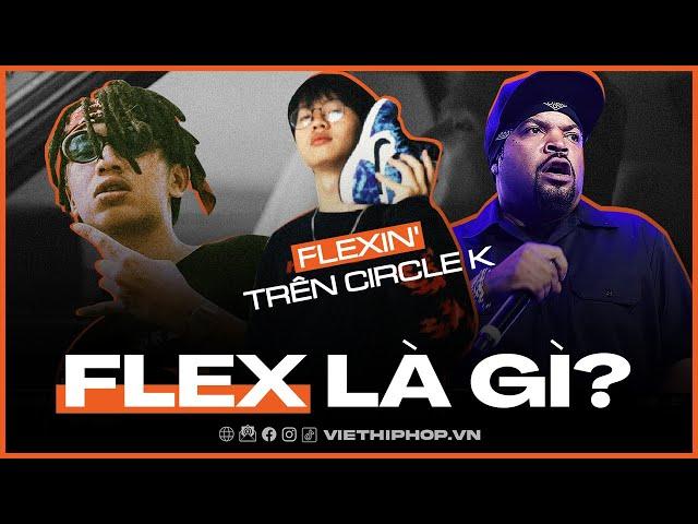 Flex là gì? | Ý nghĩa từ lóng