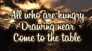 The Water Is Rising - Planetshakers (Lyrics)