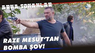 Mesut x Ekip, Tokmak Kafa'nın Hayatını Kurtardı! - Arka Sokaklar 563. Bölüm