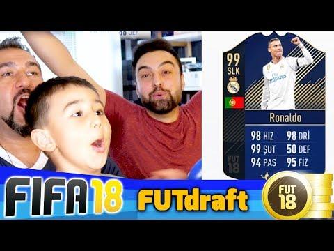 EGEMEN KAAN KART AÇTI! | FIFA 18 FUT DRAFT