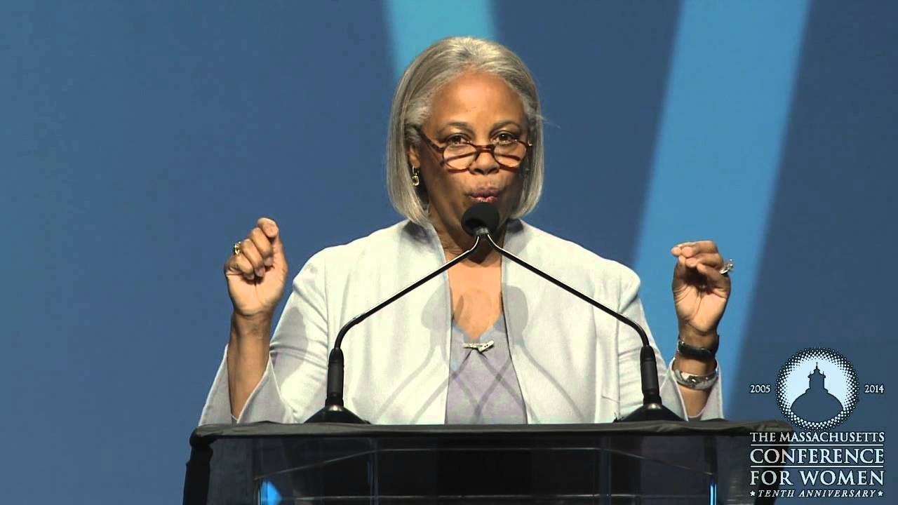 Ann Fudge at the 2014 Massachusetts Conference for Women ...