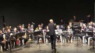 Philharmonic orchestra-Star von the hills, der Croatá-E - TV-CARTOON -