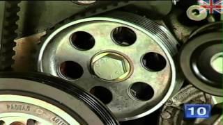 Skoda - Service 8 - 1.9 Diesel Engine (1996)
