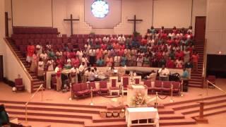 CSRA FELLOWSHIP CHOIR 2013 - WHEN ALL GOD