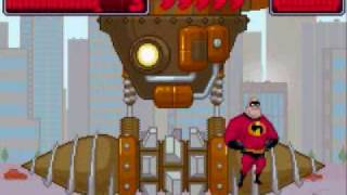 The Incredibles: Rise of the Underminer 11 - Fall of the Underminer