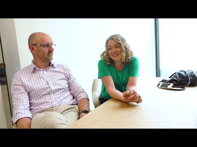 Client Testimonial - Alex & Bec