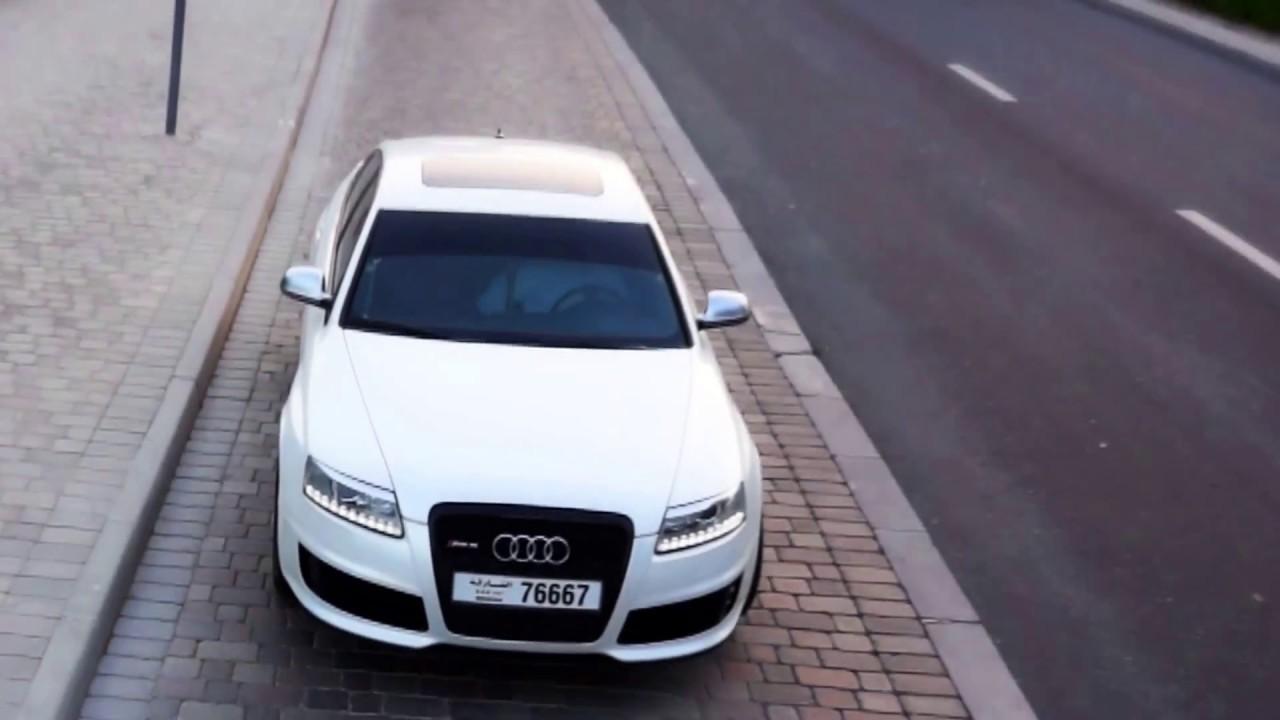 Audi RS6 c6 - YouTube