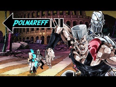 Jean Pierre Polnareff 20 Jus Release Youtube