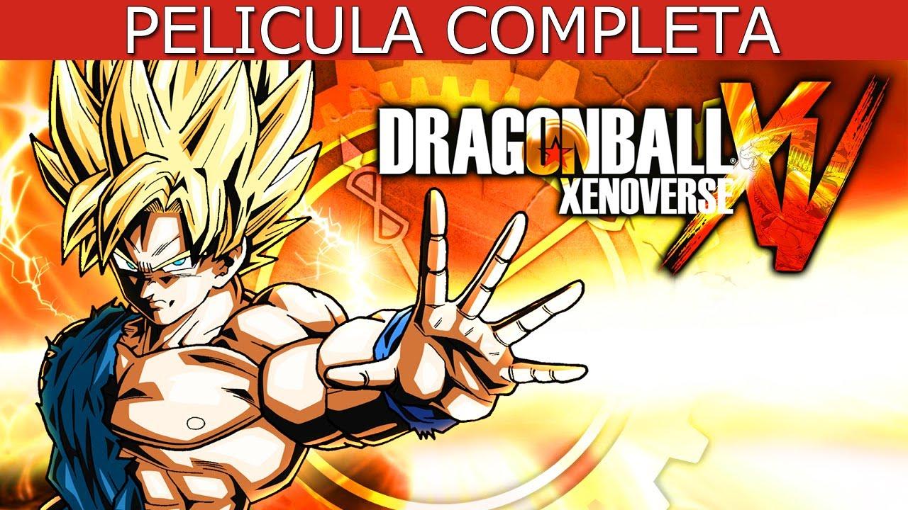 dragon ball z peliculas completas en espanol