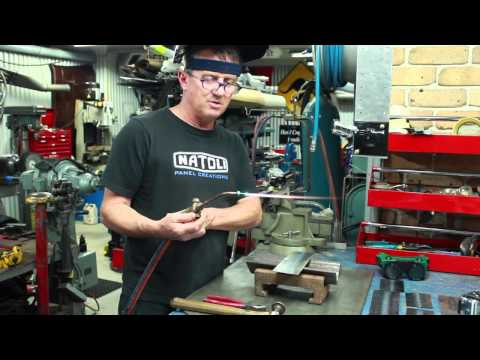 Introduction to Oxy-Acetylene Fusion Welding in Mild Steel