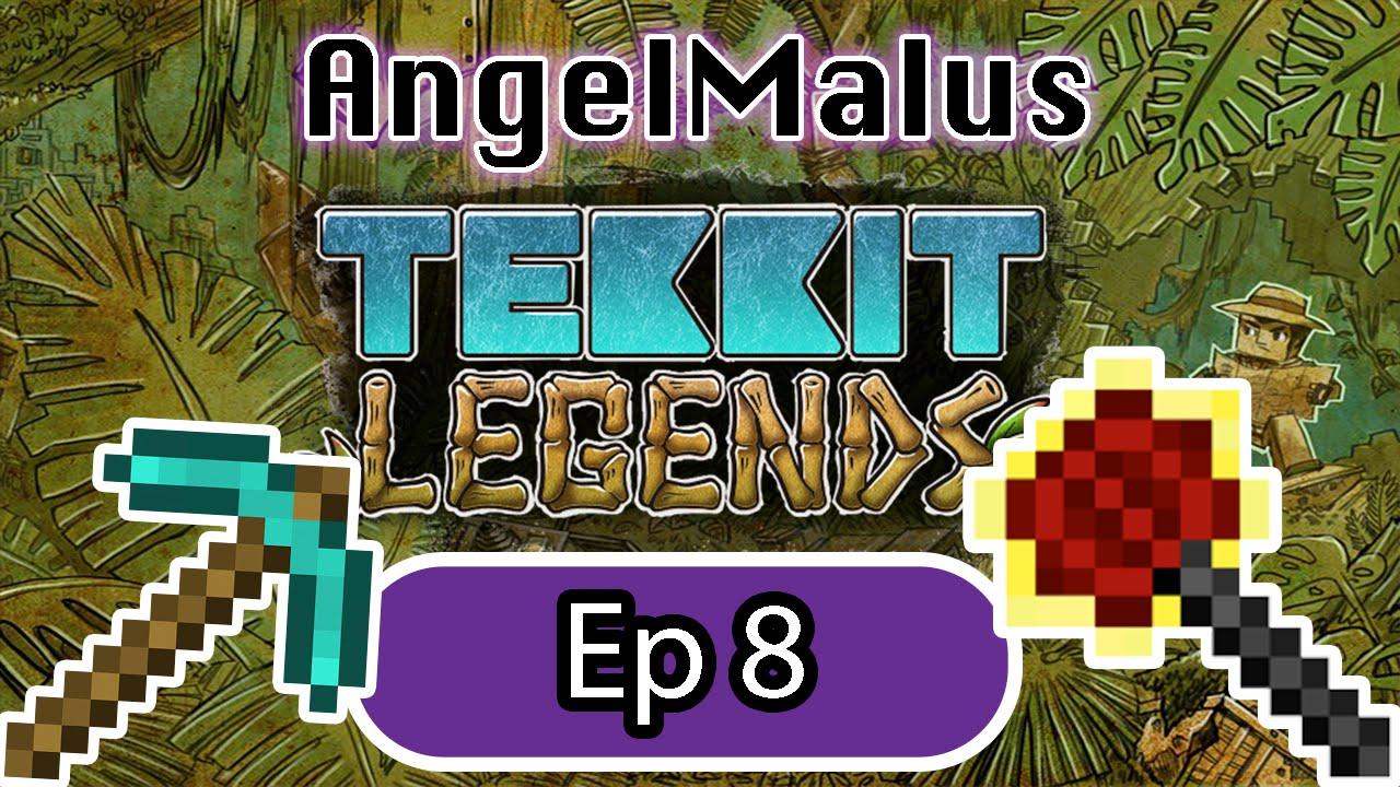 how to get a ton of emc tekkit legends