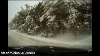 Подборка аварий. Зима 2012-13. Часть 4