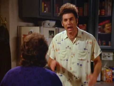 Kramer Is Drivin' The Bus