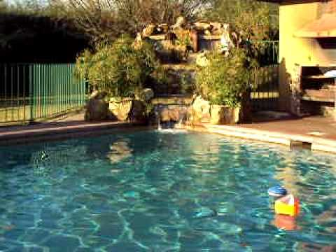 Cascadas para piscina  Raul Acua  YouTube
