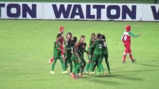 Bangladesh vs Iran AFC  U-16 Women