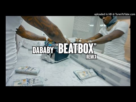 DaBaby – ''Beatbox'' (Remix) Clean