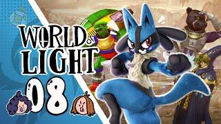 World Of Light Mundo de las estrellas perdidas Super Smash Bros. Ultimate Parte 8