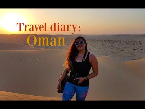 Travel diary: OMAN ✈️