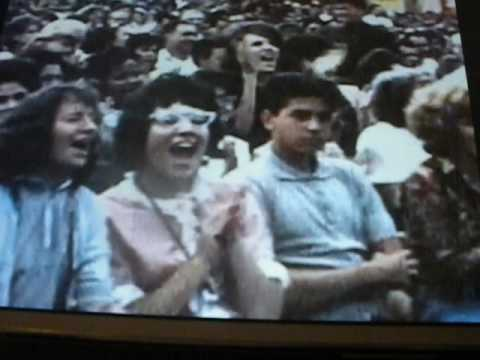 DUPREES RARE CLIP 1962 TOM BIALOGLOW COLLECTION J.PETRECCA VIDEO