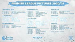 Jadwal Manchester City 2020/2021 🔴 Manchester City Fixtures Premier League 2020/21🔴 Manchester City